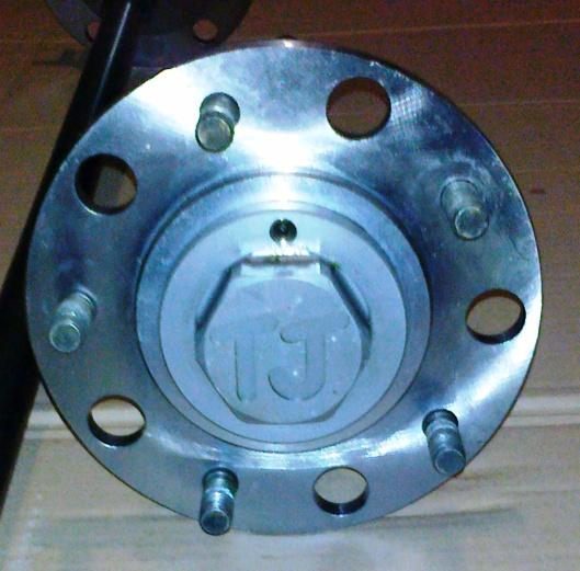 HD rear axle Jimny